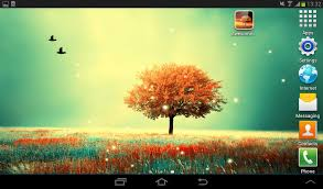 awesome land live wallpaper hd plant a tree android apps on