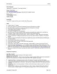 Technical Architect Sample Resume by Ms Word Format Resume Resume Latest Format Fascinating Latest