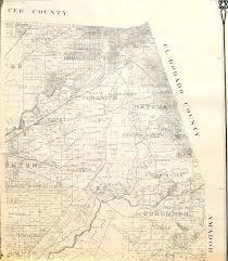 Map Sacramento Fair Oaks Historical Society New Maps