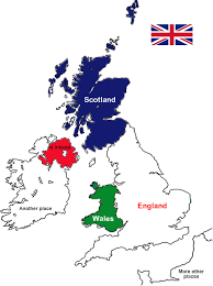 Map Of England And Scotland by What Does U0027britain U0027 Mean A Bit About Britain