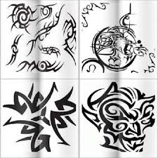 best tattoo tribal sketches android apps on google play