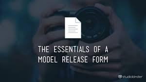 model release form template free a free model release form template studiobinder