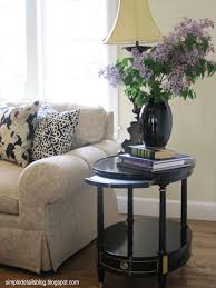 Painting Furniture Black by Simple Details Diy Black Lacquer Like Table