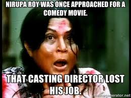 Funny Movie Memes - top 10 nirupa roy funny memes and jokes