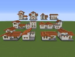 12 house designs x 2 building styles u003d 24 unique houses