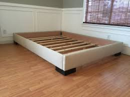 King Platform Bed Frame Plans by California King Platform Bed Ideas Vaneeesa All Bed And Bedroom