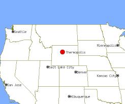 map of thermopolis wyoming thermopolis profile thermopolis wy population crime map