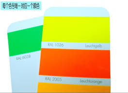 free shipping germany ral k7 international standard color card