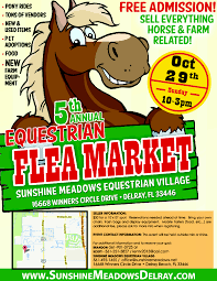 Del Ray Florida Map by South Florida Equestrian Center