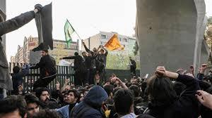 news iran iran hits back at canada criticism protests canada news