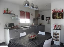 peinture pour cuisine grise cuisine gris perle