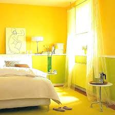 Light Yellow Bedroom Walls Yellow Paint In Bedroom Decorating With Yellow Walls Accessories