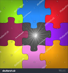 One Piece World Map Illustration Puzzle One Piece Missing Stock Illustration 136336895