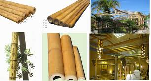 Tiki Home Decor Bamboo And Cane Supplies Wholesale Bamboo Poles Bamboo Poles For