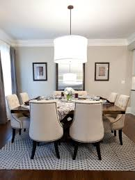 Carpeted Dining Room Why Carpet Tiles Are The Right Rug For The Dining Room Kitchn