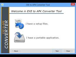 apk converter where exe to apk converter tool