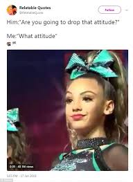 Sassy Meme - cheerleader s sassy expression becomes a meme daily mail online