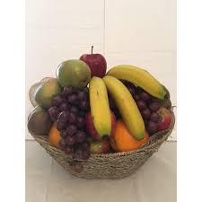 fruit bouquet tulsa deluxe fruit basket tulsa ok florist absolutely flowers and