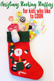 christmas stocking ideas christmas stocking stuffers for kids who like to cook childhood101