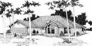 3 bedroom house plans one one level house plan 3 bedroom 2 bath 2 car garage 55 ft wide