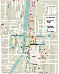 Western Michigan University Map by Artprize 2013 Venue Map Mlive Com