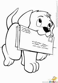 printable coloring pages puppies coloring home
