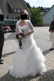brautkleid gr 42 wunderschönes brautkleid ivory größe ungekürzt das kleid hat die farbe