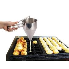 distributeur cuisine oeuf mélange distributeur cuisine pâte distributeur trémie en acier