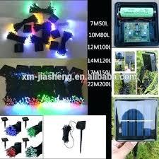 color changing solar string lights led string lights color changing solar powered 20 butterflies