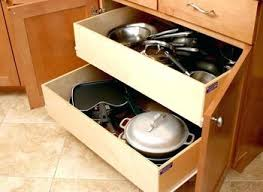 Pullouts For Kitchen Cabinets Pullout Cabinet Kitchen Pantry Livingurbanscape Org