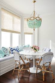 Blue Bistro Chairs Interior Design An Ode To Blue Peppermint Turquoise And Interiors