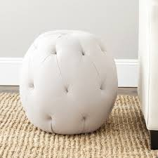 Taupe Ottoman Safavieh Santiago Taupe Ottoman Free Shipping Today Overstock