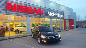 nissan canada tire warranty certified pre owned program mcphillips nissan