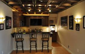bar amazing basement color ideas basement ideas images about