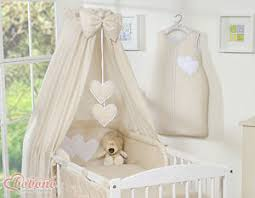 baldacchino lettino lettino culla neonato set 14 pezzi paracolpi piumone