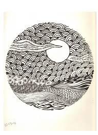 easily amuzzed halloween zentangle by elise zentangles doodles