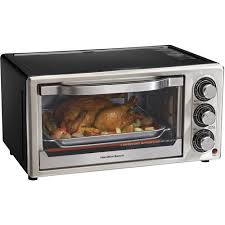 Broiler Pan For Toaster Oven Hamilton Beach 6 Slice Convection Toaster Oven With Bake Pan
