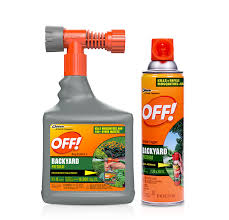 Backyard Nature Products Products Off Repellent