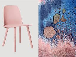 the resurgence of soothing colors from the past rose quartz