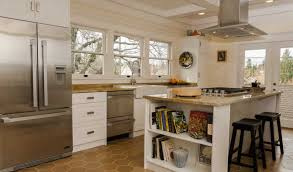 Kitchen Countertops Seattle Craftsman Kitchen Countertop Vashon Island Wa Granite