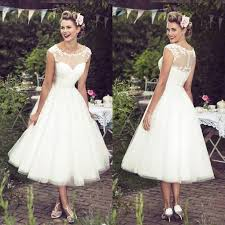 cheap brides dresses 25 best tea length wedding dresses ideas on tea