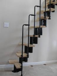 loft ladder contemporary staircase portland by portland