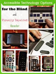 Book Reader For Blind Accessible Technology Options For The Blind And Visually Impaired