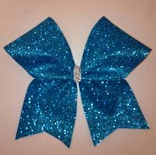 glitter cheerleading bows 7 with free p p to the uk from www
