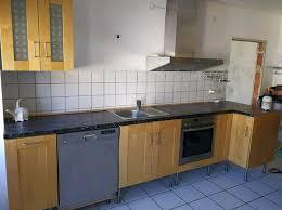 k che mannheim ikea faktum küche in mannheim küchenmöbel schränke kaufen und