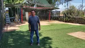 Backyard Batting Cages Reviews Norco Man U0027s Backyard Batting Cage Under Fire U2013 Press Enterprise