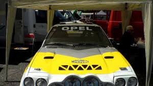 opel rally car rally car opel manta 400 gr b 6 master show a saluzzo cn 12
