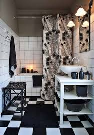 decorating ideas for bathrooms colors black and white bathroom decoration amusing black and white