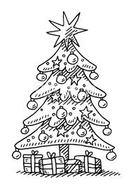 Free Merry Coloring Pages Printable Sheets Tree Vonsurroquen Me Merry Coloring Pages Printable