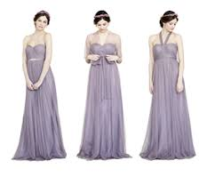 lilac dresses for weddings annabelle convertible dress